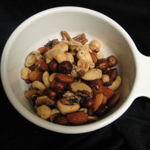 Roasted and Salted Delux Mix nuts 2