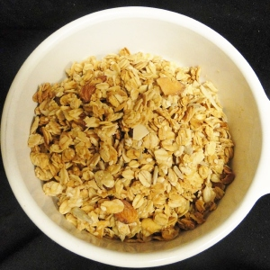 Nutty Honey Granola 2