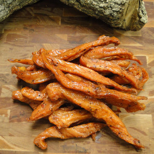 Thick Cajun Turkey Jerky