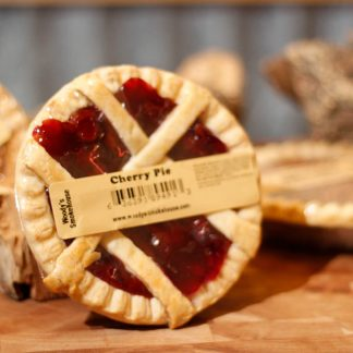 Cherry Mini Pie