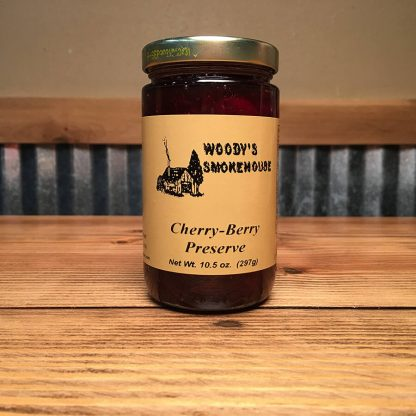 Cherry Berry Preserves