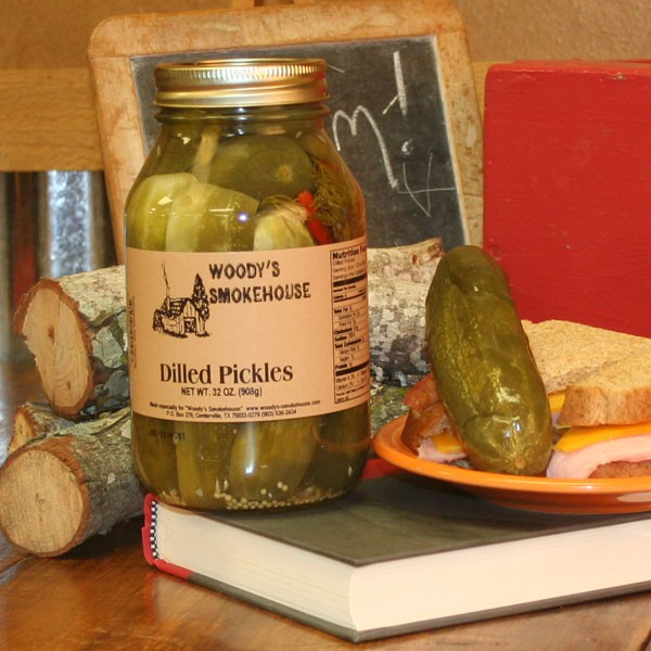 Dilled Pickles 32 ounce