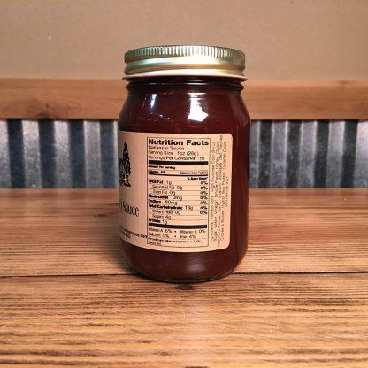 Honey Habanero BBQ Sauce 16oz