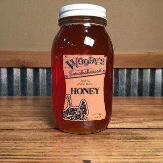 Pure Raw Honey 48oz