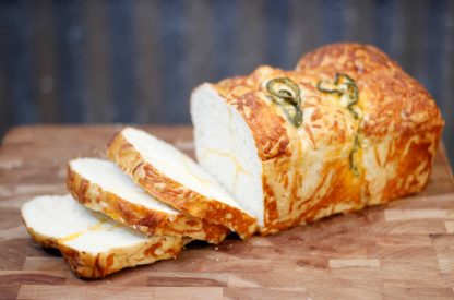 Woody's Jalapeno Cheese Bread