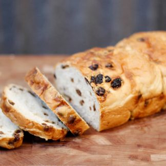 Woody's Raisin Bread