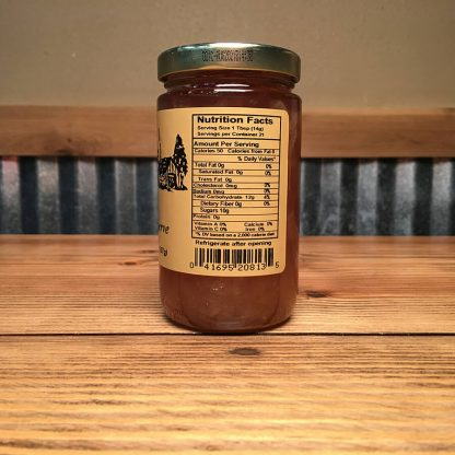 Pear Preserves label