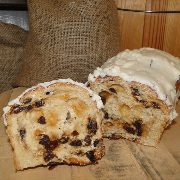 iced cinnamon raisin bread $ 5 59 loaf of iced cinnamon raisin bread ...