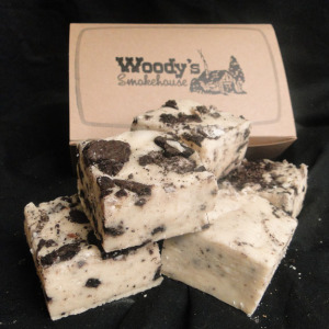 Cookies and Cream Fudge Box